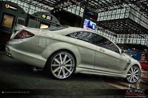Benz-CL63-Donz Forged Cirillo (1)