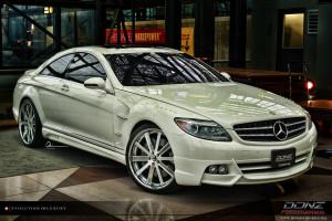 Benz-CL63-Donz Forged Cirillo (2)