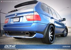 DONZ-Guerra-BMW-X5-BlueRear